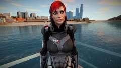 Shepard Jane para GTA San Andreas
