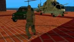 Oficial da FSB CSN para GTA San Andreas