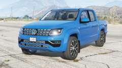 Volkswagen Amarok Double Cab 2018 para GTA 5
