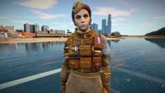 Rainbow Six Siege: Twitch Elite para GTA San Andreas