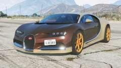 Bugatti Chiron 2016〡add-on v2.0 para GTA 5