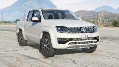 Volkswagen Amarok Cabine Dupla 2018〡add-on v2.0 para GTA 5