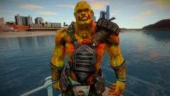 Super mutante de Fallout 2 para GTA San Andreas