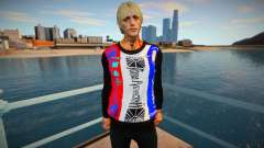 Lil Peep V2 para GTA San Andreas