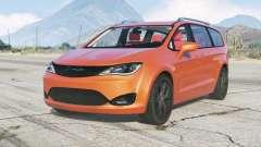 Chrysler Pacifica Red S Edition (RU) 2020〡add-on v1.2 para GTA 5