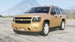 Chevrolet Tahoe (GMT900) 2008 para GTA 5