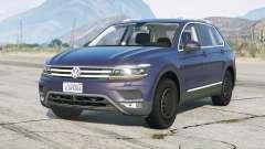 Volkswagen Tiguan 2018 para GTA 5