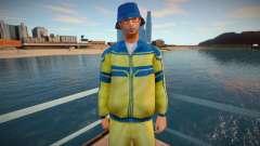 Novo Ken Rosenberg para GTA San Andreas
