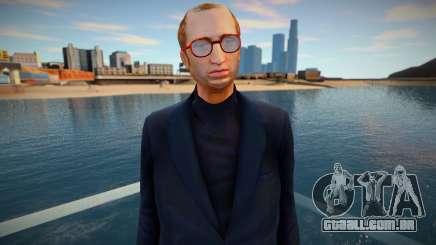 New Ken Rosenberg para GTA San Andreas