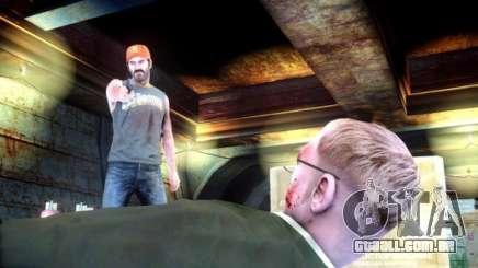 Trevor Philips Voice Mod para GTA 4