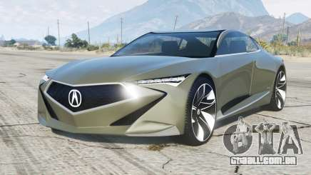 Conceito Acura Precision 2016〡add-on para GTA 5