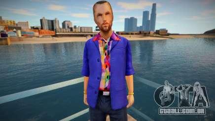 HD Andre para GTA San Andreas