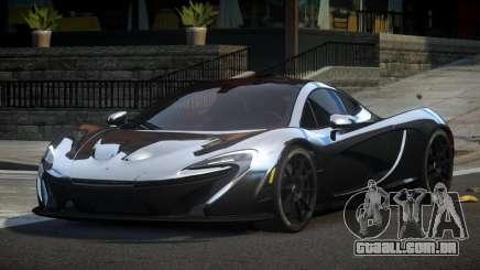 McLaren P1 GST-R para GTA 4