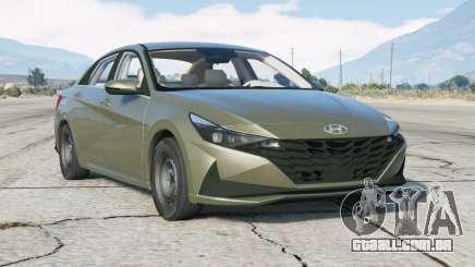 Hyundai Elantra (CN7) 2021 para GTA 5