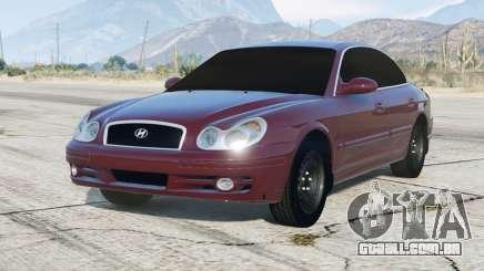 Hyundai Sonata (EF) 2004〡rims1 para GTA 5