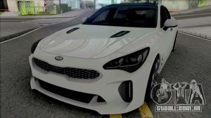 Kia Stinger GT [HQ] para GTA San Andreas