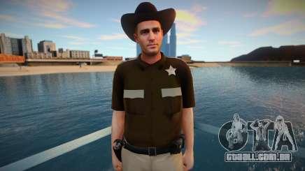 New csher para GTA San Andreas