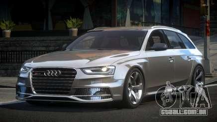 Audi B9 RS4 para GTA 4
