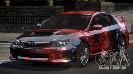 Subaru Impreza US S7 para GTA 4