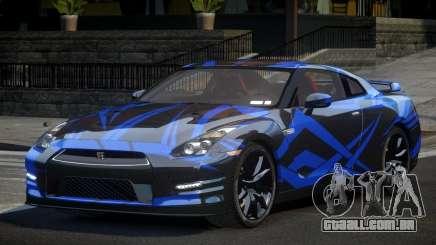 Nissan GT-R U-Style L6 para GTA 4
