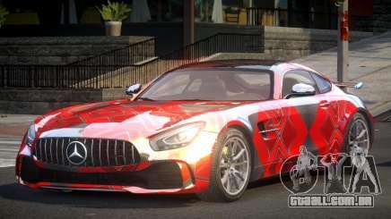 Mercedes-Benz AMG GT Qz S9 para GTA 4