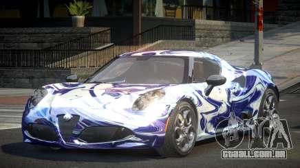 Alfa Romeo PSI 4C S1 para GTA 4