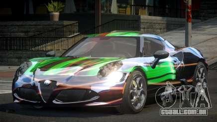Alfa Romeo PSI 4C S9 para GTA 4