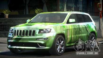 Jeep Grand Cherokee BS SRT8 L7 para GTA 4