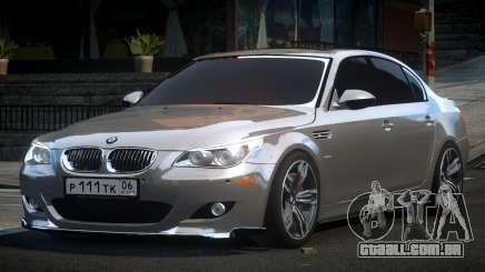 BMW M5 E60 AN para GTA 4