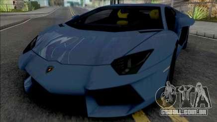 Lamborghini Aventador LP700-4 [HQ] para GTA San Andreas