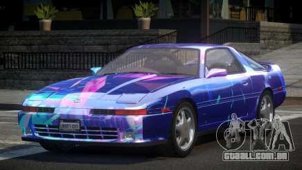Toyota Supra PSI-R S2 para GTA 4