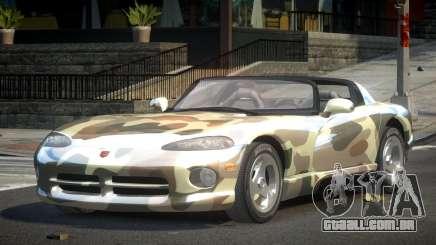 Dodge Viper GST-R S8 para GTA 4
