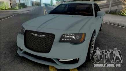 Chrysler 300 2020 Medium-Poly para GTA San Andreas