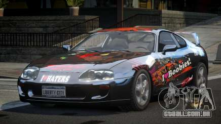 Toyota Supra GST Drift S1 para GTA 4