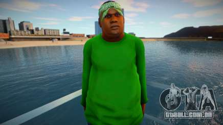 Improved fam1 para GTA San Andreas