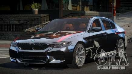 BMW M5 Competition xDrive AT S3 para GTA 4