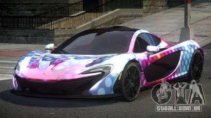 McLaren P1 GST-R S3 para GTA 4