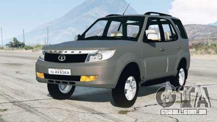 Tata Safari Storme 2012〡add-on para GTA 5