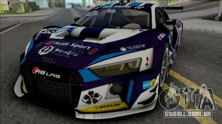 Audi R8 LMS Itasha para GTA San Andreas