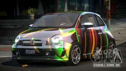 Fiat Abarth U-Style S6 para GTA 4