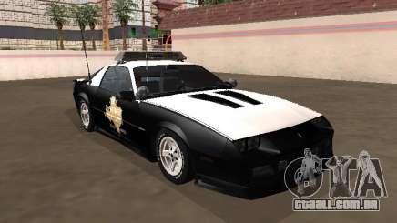 Chevrolet Camaro IROC-Z 1990 THP para GTA San Andreas