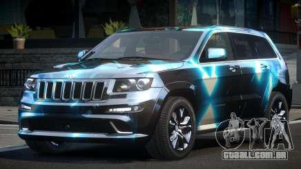 Jeep Grand Cherokee BS SRT8 L4 para GTA 4