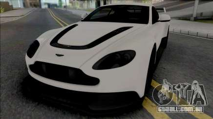 Aston Martin Vantage GT12 para GTA San Andreas