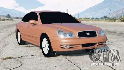 Hyundai Sonata (EF) 2004〡rims2 para GTA 5