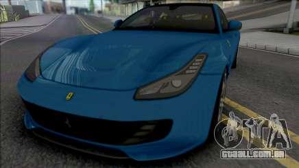 Ferrari GTC4Lusso (Italian Plate) para GTA San Andreas