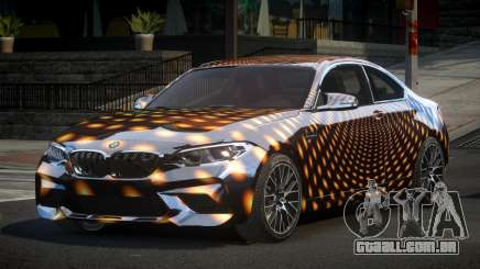 BMW M2 Competition SP S2 para GTA 4