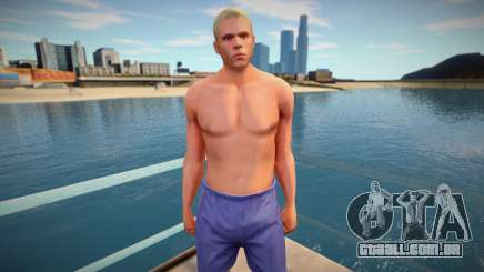 New wmybe Skin para GTA San Andreas