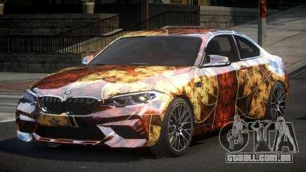 BMW M2 Competition SP S9 para GTA 4