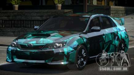 Subaru Impreza US S8 para GTA 4