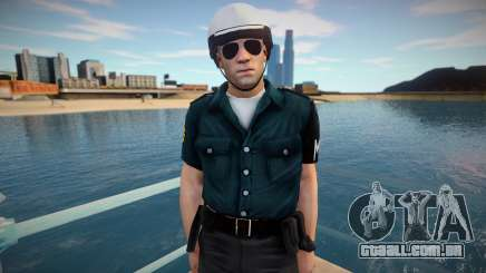 Police patrol para GTA San Andreas